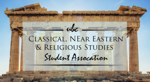What is the Classical Near Eastern & Religious Studies Student Association?